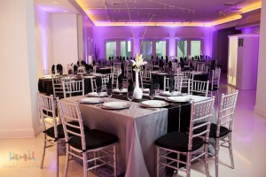 Pink, Silver, Black and White Reception