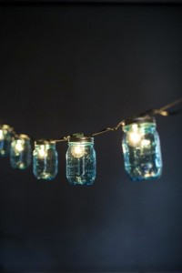 Mason Jar Light Strand
