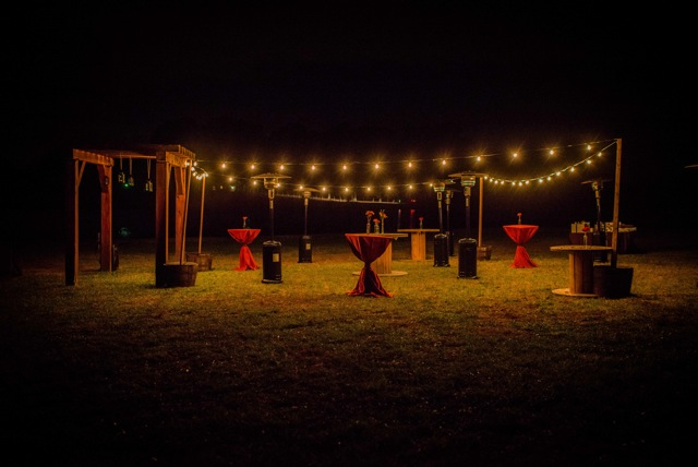 Rustic Barrel Lighting Design